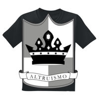 Peine YOUTH  Crest T-shirt Thumbnail